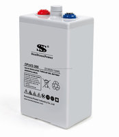 Sunstone manufacturer OPG series rechargeable lead acid dry tubular gel battery