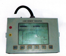 Load moment indicator (tower crane parts)