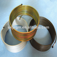 car inner tube with zinc brazing