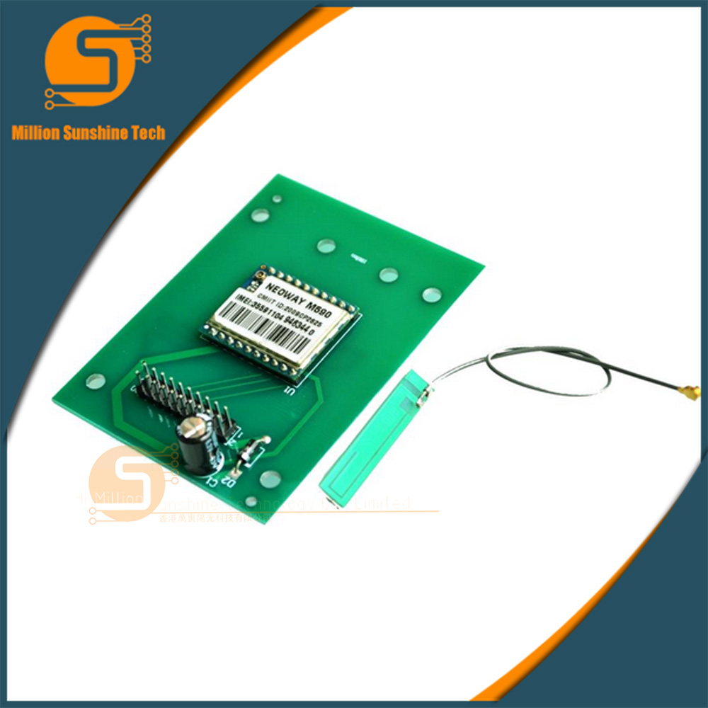 GSM GPRS 900 1800 MHz Short Message Service SMS module for project