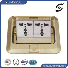 Factory supply electrical floor socket