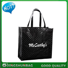 Wholesale China standard disposable non woven shopping carry bag