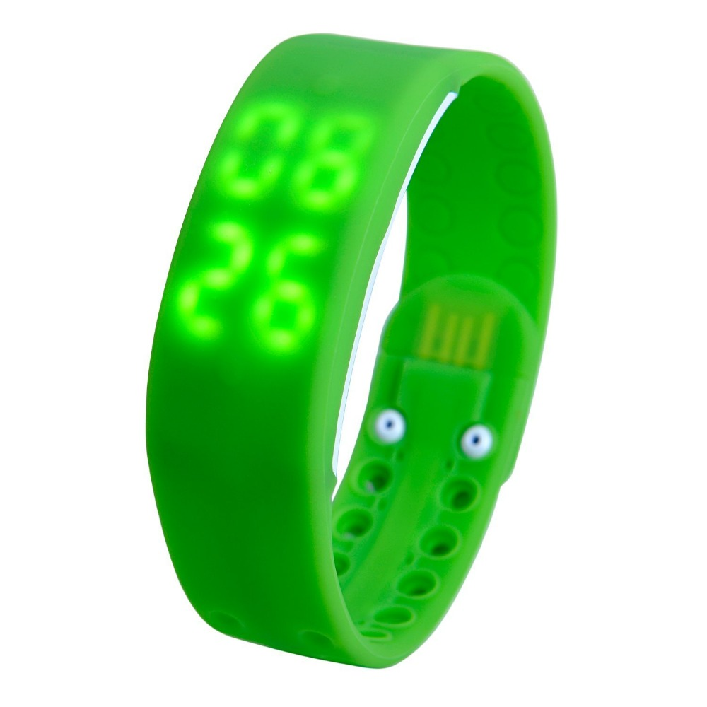Universal Temperature Fitness Wristband Watch - Buy Fitness Wristband