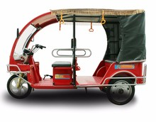 2015 New Electric rickshaw three wheel cargo or passenger