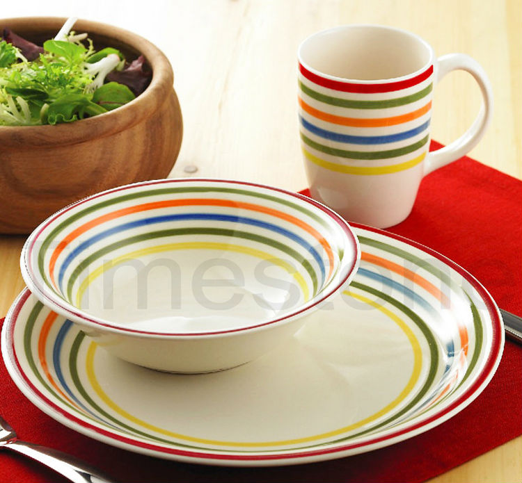Colorful Mexican Ceramic Dinnerware Sets Buy Colorful
