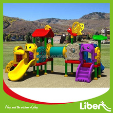 2016 Toddler best quality used cheap outdoor school playground equipment for sale
