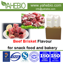 China supplier food grade flavor top manufacturer Beef Brisket flavour for snack food and bakery