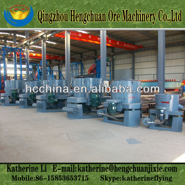 gold mining equipment spiral separator