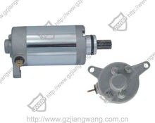 Good Perfomance Motorcycle Starting Motor,YBR125 Starting Motor.Good price Motorcycle JY110 Starting Motor