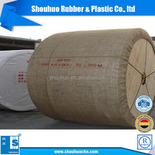 rubber conveyor belts for iron ore