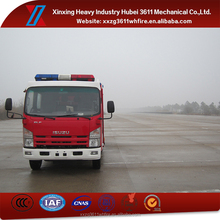 High Quality Factory Price Diesel 3.5t Mini Dongfeng Foam Tank Fire Truck