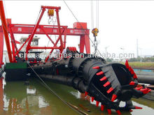 Iron Sand Dredger Ship