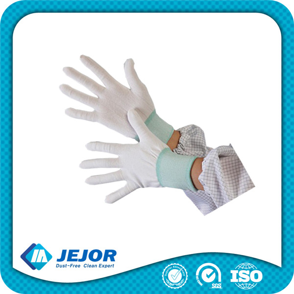 Esd Nylon Gloves PU Coated Working Gloves
