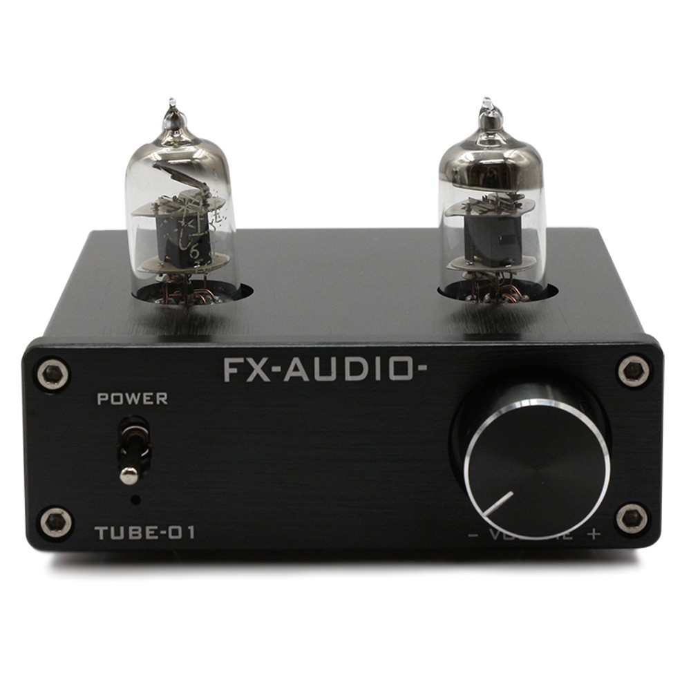 FX-Audio 6J1 tube amp stereo
