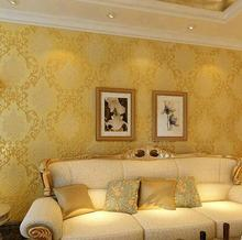 Top grade Europe style new designer cheap 3d wallpaper for home decoration