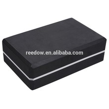 Eva New Product Three Layers Yoga Foam Block and round Bricks