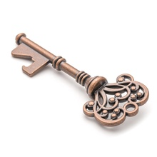 Existing mould wholesale antique Wedding Favors Skeleton Key <strong>Bottle</strong> <strong>Opener</strong>
