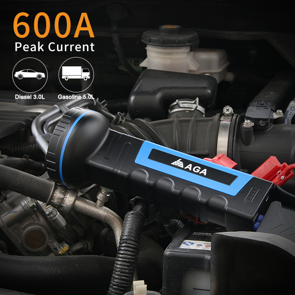 Emergency Auto Battery Jump Starter Booster Car Booster