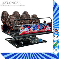 mini 5d cinema/The most hot sale Canton Fair pneumatic electric system hot sale 5d cinema 5d theater