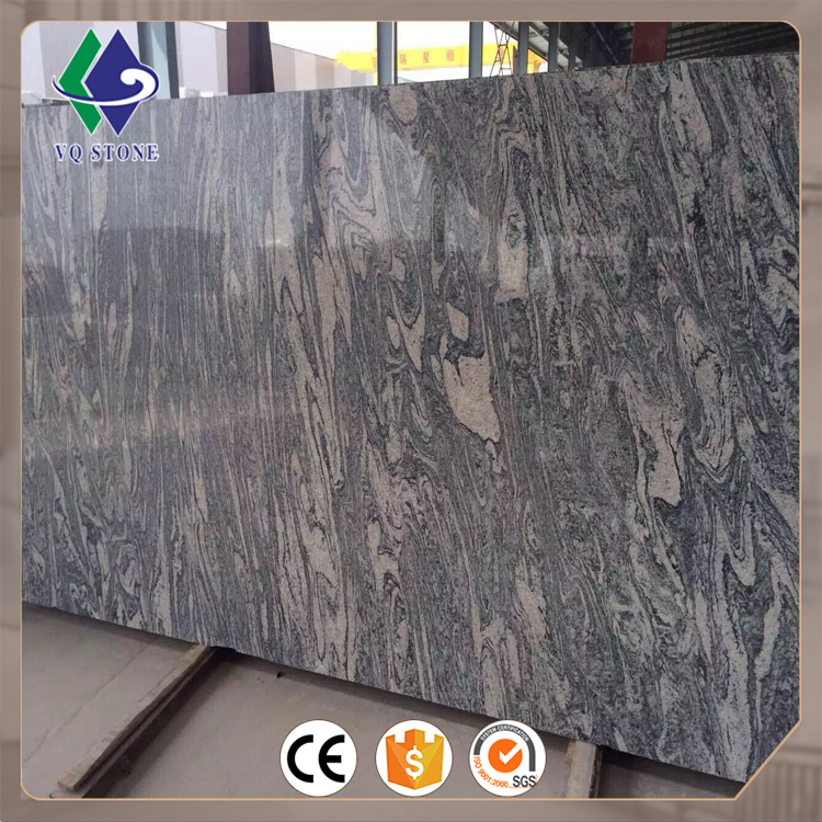 Factory Directly High honed Natural Chinese granite China Juparana with cheapest price