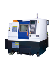 Small Super Precision Slant Bed Turret TH62 CNC Lathe with FANUC/SIMENS System