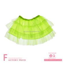 Top Quality flashing tutu skirt fashionable fiber optic tutu skirts wholesale