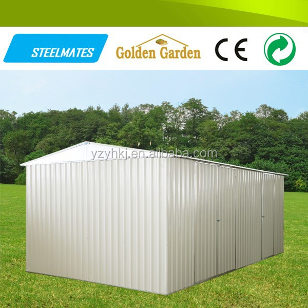 pre assembled metal structure china prefab small house