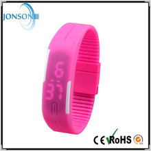 New Fashion OEM/ODM accept bulk led touch screen watch,very cheap watches