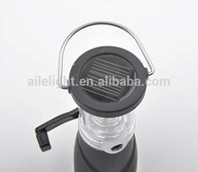 Over 10 years experience plastic silicon magnet protable solar lantern