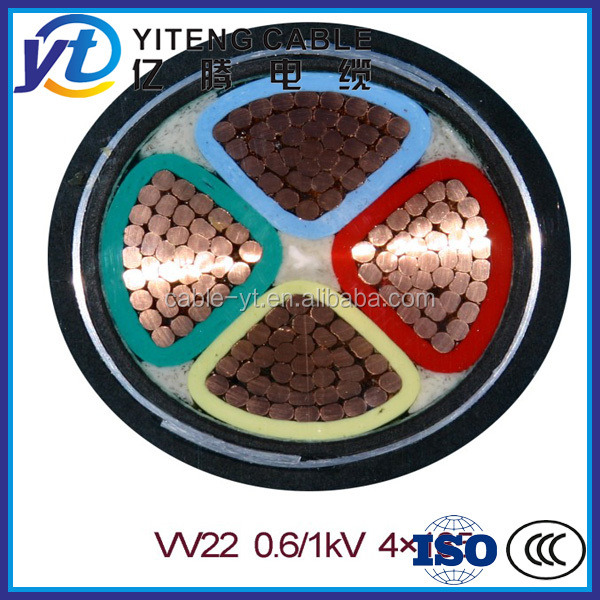 china cable company power cable 240 sq mm 2x1.5mm2 kabel 4x1mm2 copper cable wire