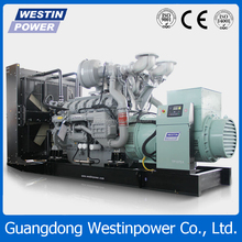 53kva/42kw diesel generator set electric generator without fuel