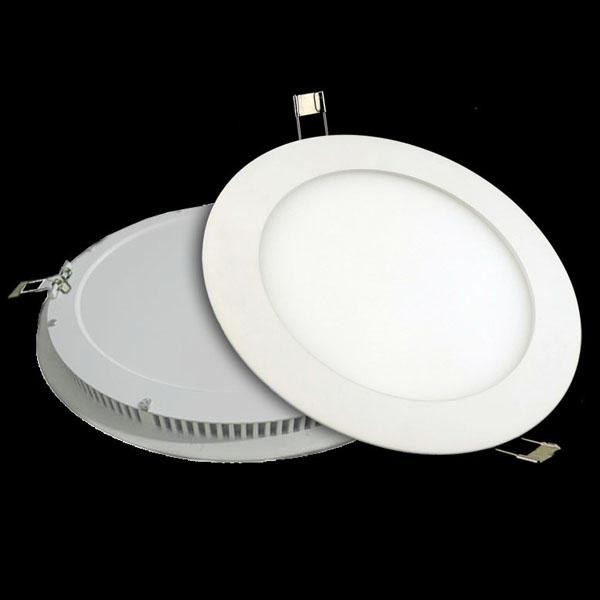 3W 6W 9W 15W 18W 12W Round Led panel light from Chinese Supplier