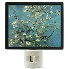 ul photo frame night light with night lamp