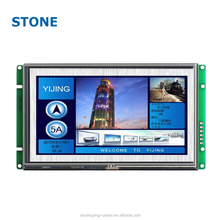 10.4 inch industrial HMI MCU controlled tft lcd complete display system