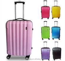Newest Fashion Wholesale ABS Bag Luggage and ABS Suitcase