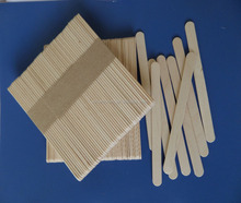 Brich wood popsicle stick 93MM