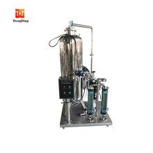 Widely used liquid mixer/carbonated CO2 drinks mixing filling machine