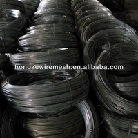 Anping 1kg/coil Binding wire 14 15 16 28 gauge black annealed wire