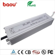 Baou constant voltage waterproof led lights 12v 10 amp power supply