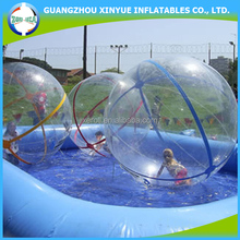Nice design fashion style giant inflatable water bubble ball
