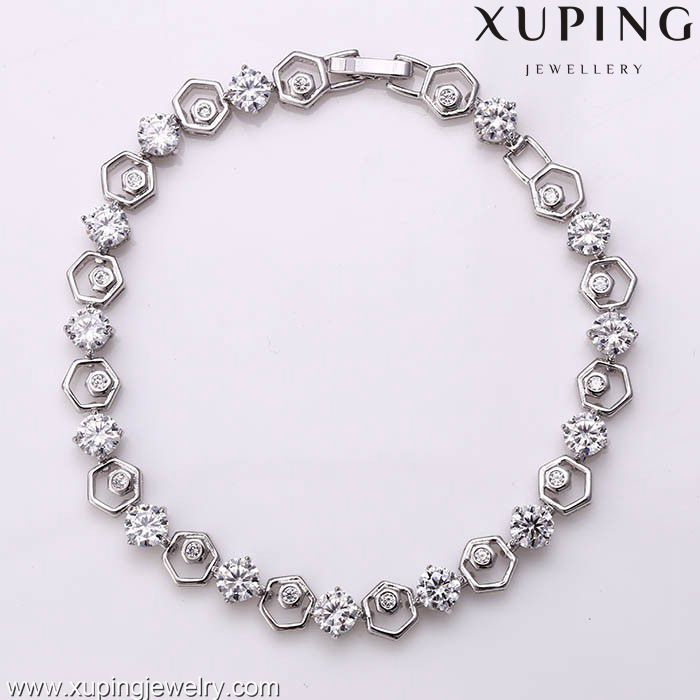 Xuping italian costume jewelry fashion bracelet(72565)