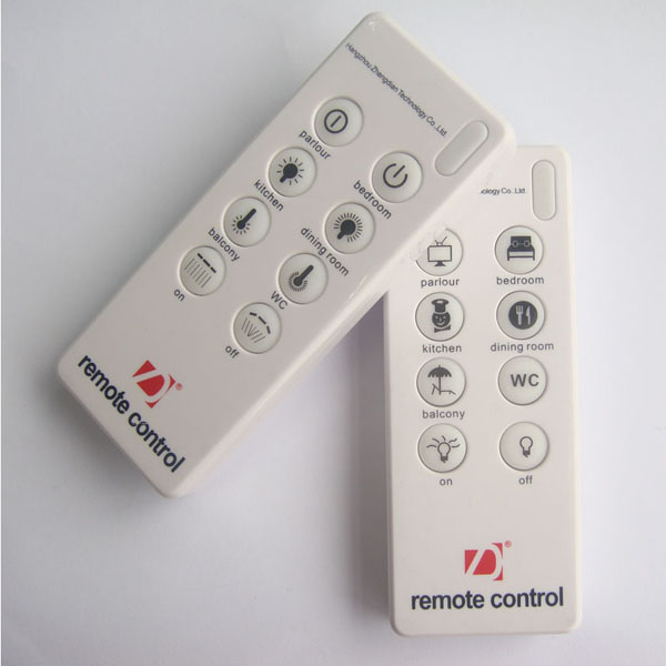 universal ac remote control system