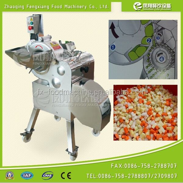 CD-800 vegetable fruit dicing machine, vegetable fruit dicer, vegetable fruit dice cutter