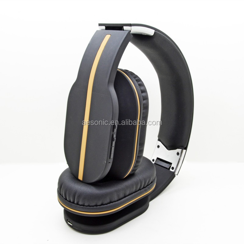 Bluetooth Headphones with 3.5mm Audio In Wired or Wireless Stereo Bluetooth Headset with Mic