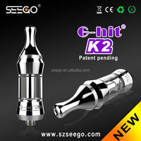 new product high qualtity Seego G-hit K2 swig v2 mod vv 18650 battery ecig