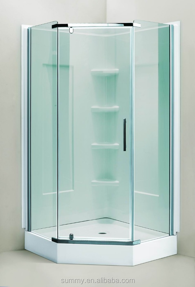 Hot sale economic Shower room shower enclosure with CUPC(S05115)