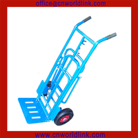 1824 Steel 250kg Transport Luggage Roller Trolley