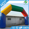 Good quality halloween inflatable arch,inflatable starting line arch,inflatable tire arch