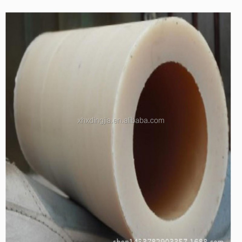Large diameter MC nylon tube / nylon sleeve / plastic tube