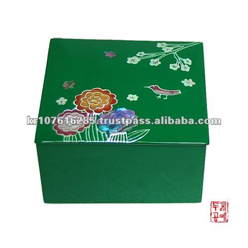 Mother of pearl Jewelry small box